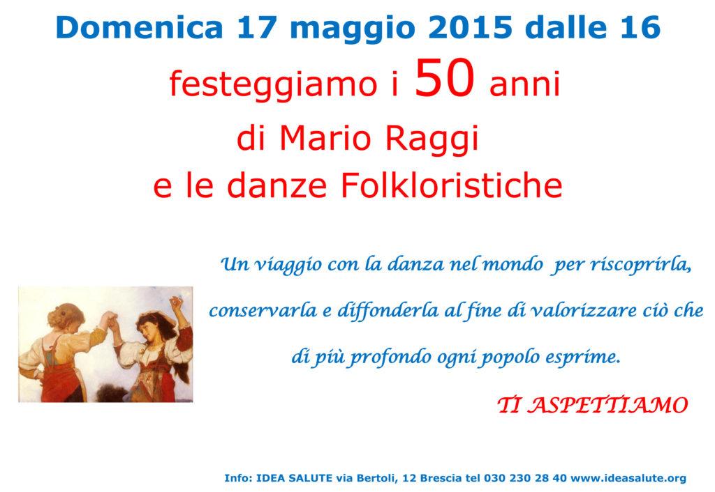 50 anni di danze folkloristiche